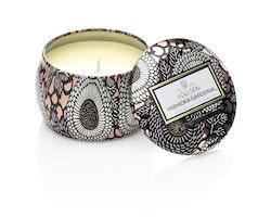 Yashioka Gardenia - Mini decorative tin candle