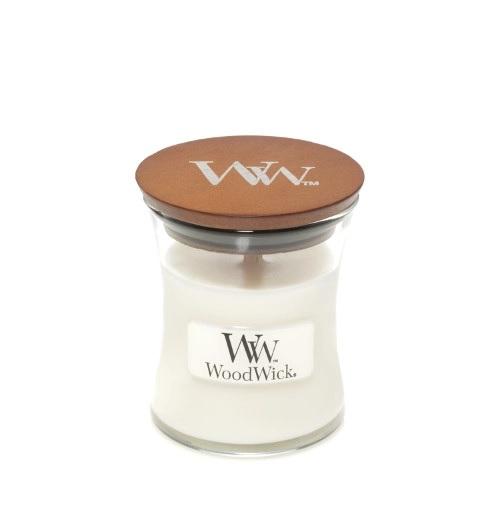 White tea & Jasmine - Wood Wick mini