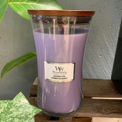 Lavender Spa - Wood Wick large