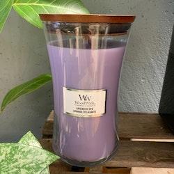Lavender Spa - Wood Wick large