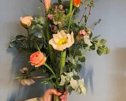 Floristens val - Nivå i glada toner