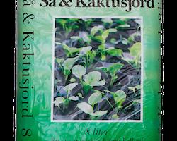 Emmaljunga - Så & Kaktusjord