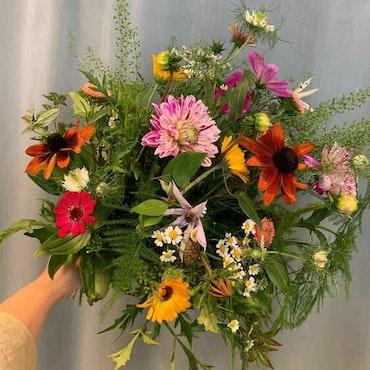 Floristens val - Höst äng