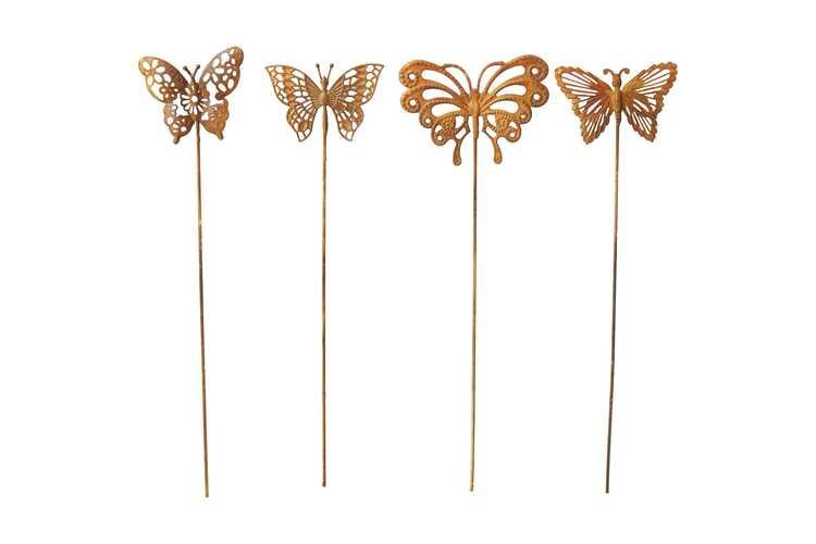 Fjäril - Sticks 4Pack