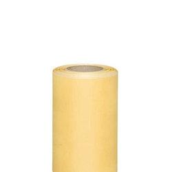 Dekorativt band för begravningsdekoration - Dovgul