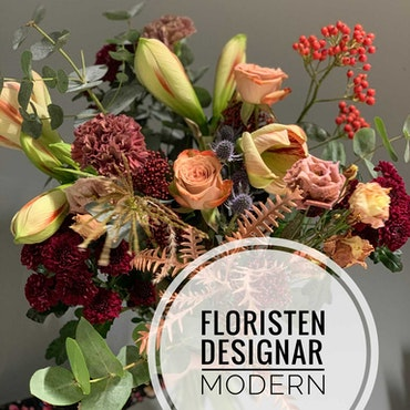 Floristens val - Modern