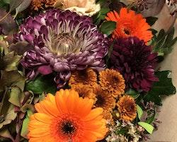 Floristens val - Höstbukett