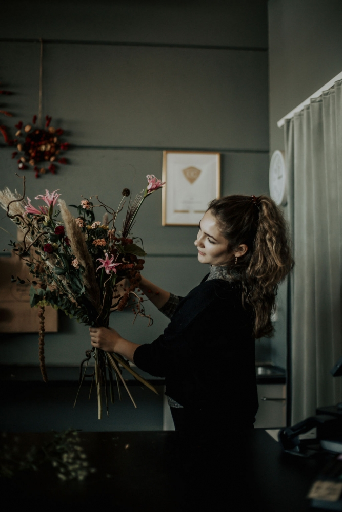 Kreativa Blomster