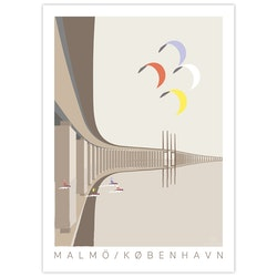 Poster Öresundsbron