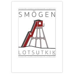 Poster Smögens Lotsutkik
