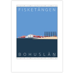 Poster Fisketången