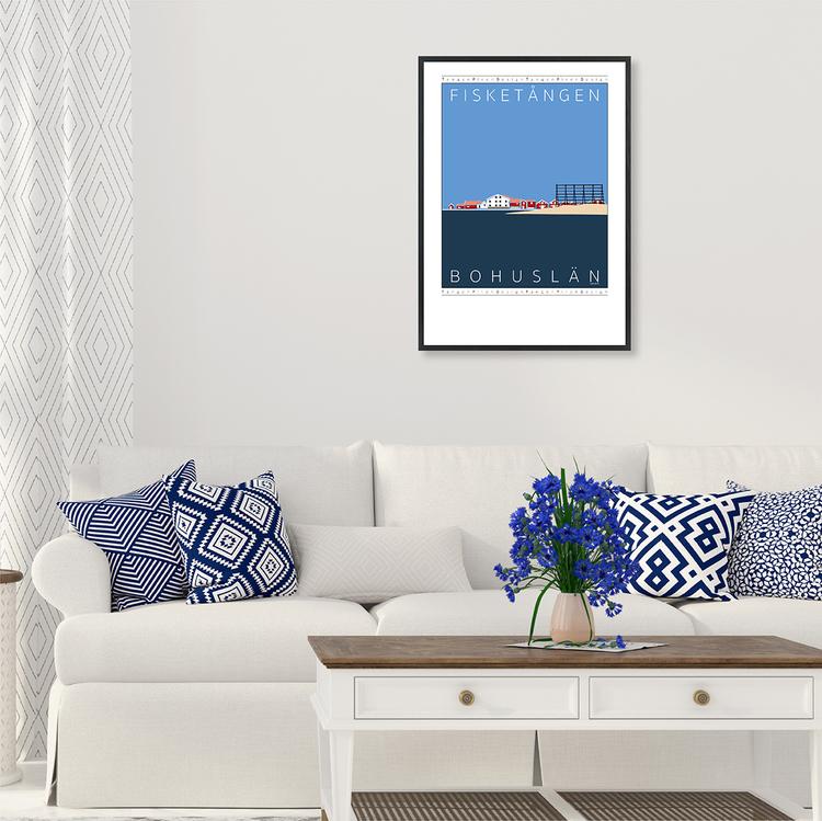 Poster Fisketången interiör