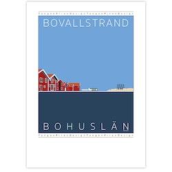 Poster Bovallstrand