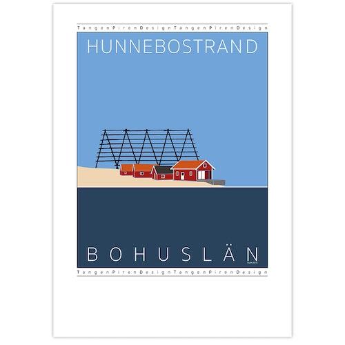 Poster Hunnebostrand