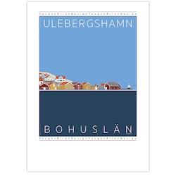 Poster Ulebergshamn
