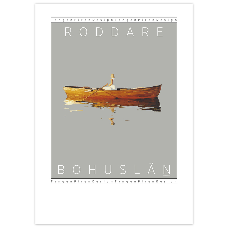 Poster Roddare utan ram