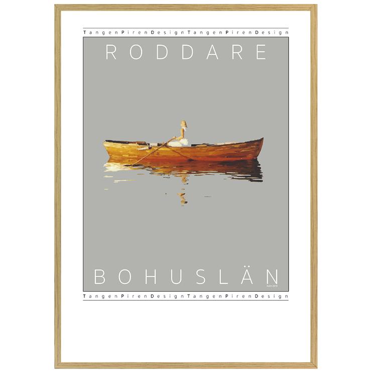 Poster Roddare med ekram