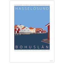 Poster Hasselösund