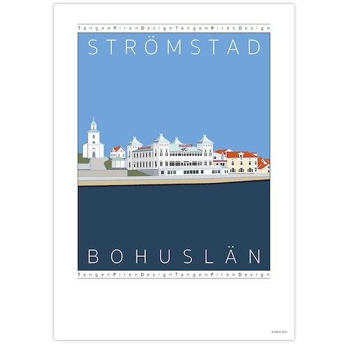 Poster Strömstads Hamn