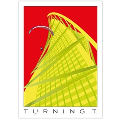 Poster Turning Torso