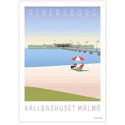 Poster Ribersborg