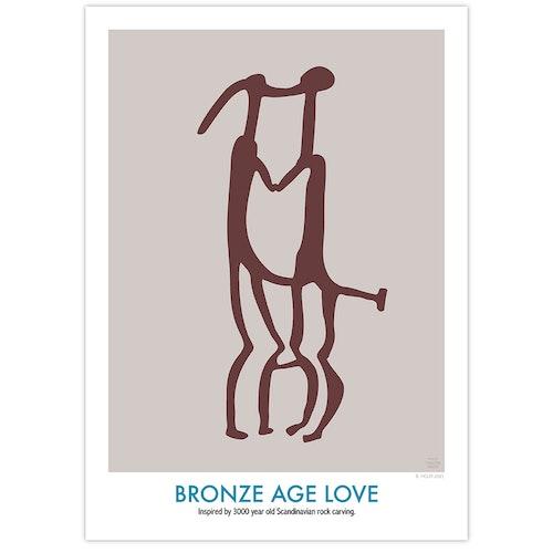 Poster Bronze Age Love