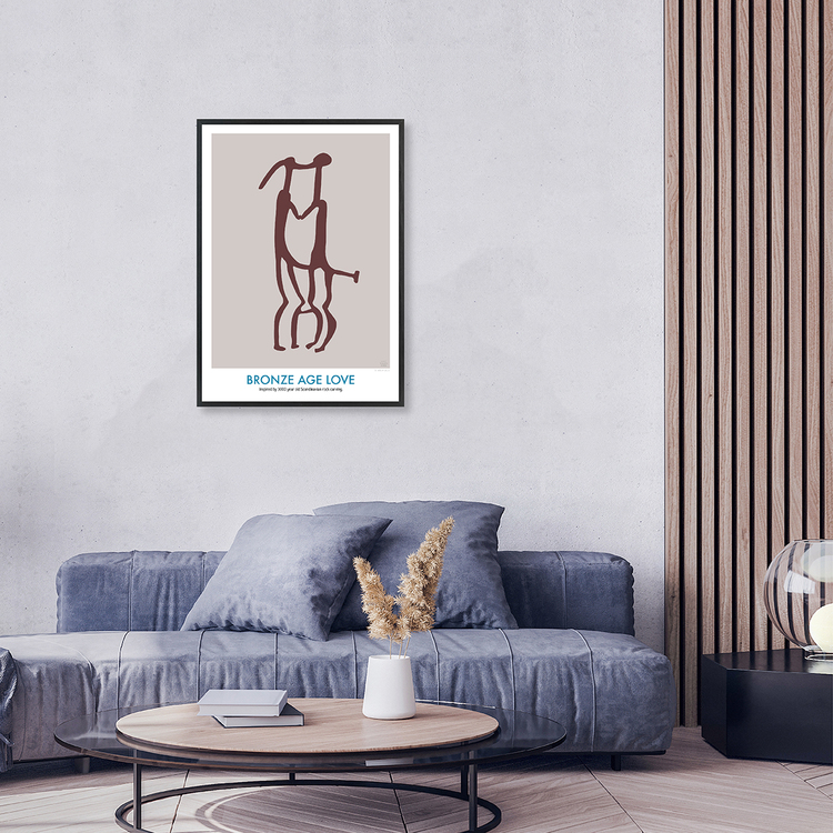 Poster Bronze Age Love Interior