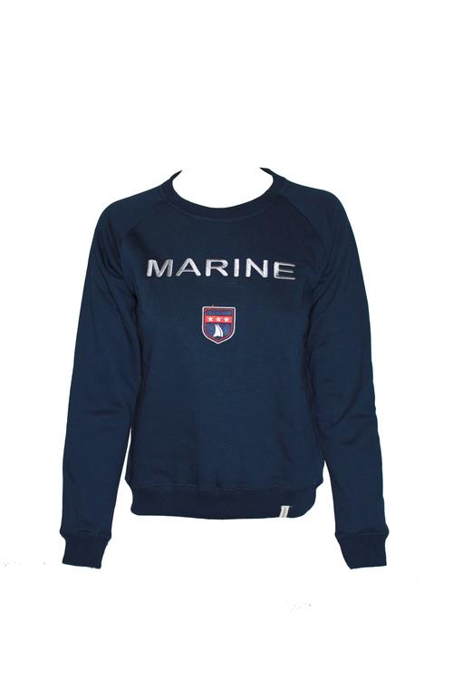 Sweatshirt Marine