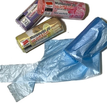 Avfallspåse med doft