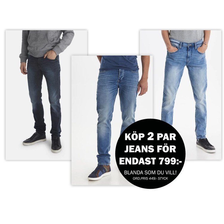Jeans Twister Fit
