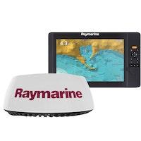 Raymarine Element 12 S med Quantum Radar