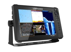 Lowrance HDS-12 LIVE - ROW XD AI 3-IN-1