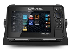 Lowrance HDS LIVE 7 Active Imaging 3-in-1