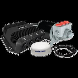 Lowrance / Simrad AP44 Autopilotpaket