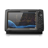 Lowrance HOOK Reveal 9 med 50/200 HDI-givare
