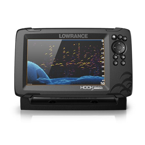 Lowrance HOOK Reveal 5 med 83/200 HDI-givare