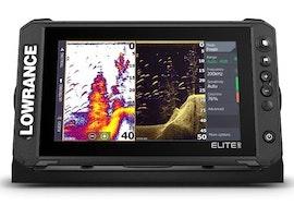 Lowrance Elite FS™ 9 med Active Imaging 3-i-1