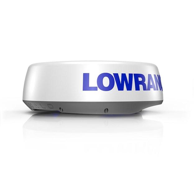 Lowrance HALO24-radar