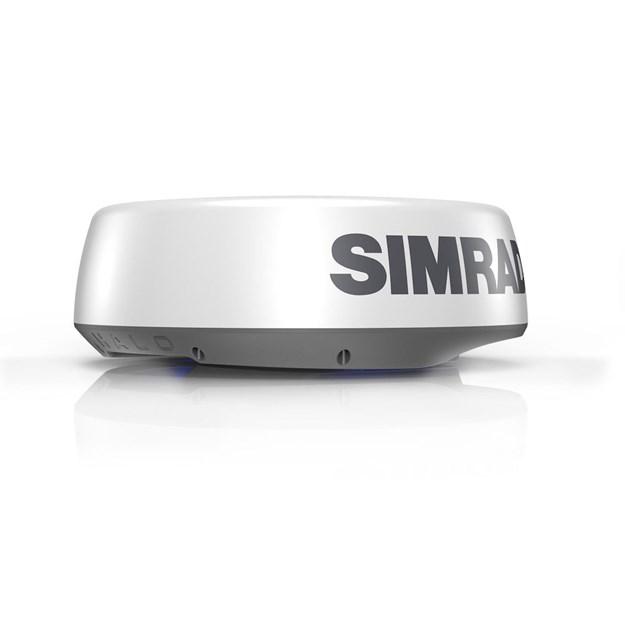 Simrad HALO24-radar