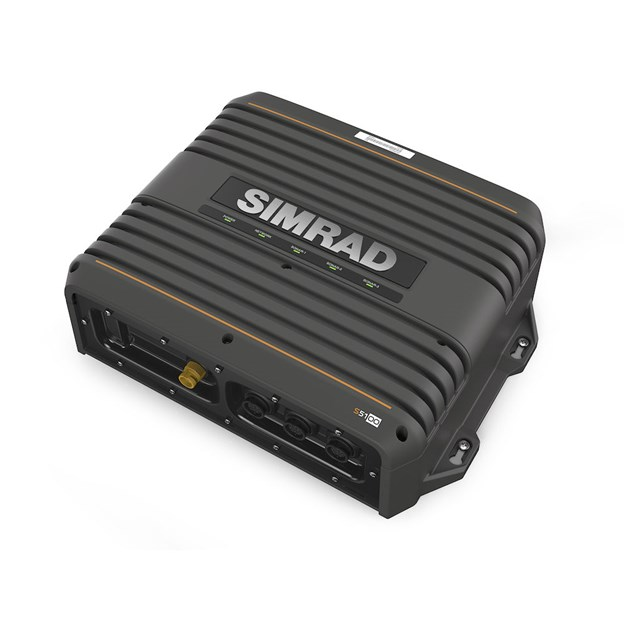 Simrad S5100-ekolodsmodul med CHIRP