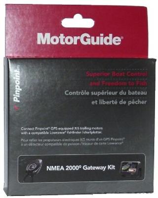 MotorGuide Gateway Kit  Lowrance