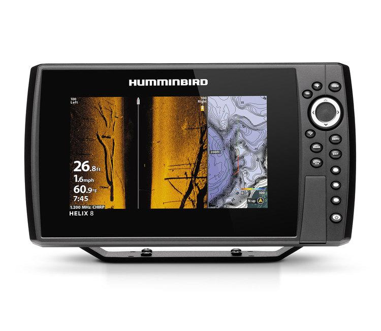 Humminbird HELIX 8 CHIRP MSI+ GPS G4N