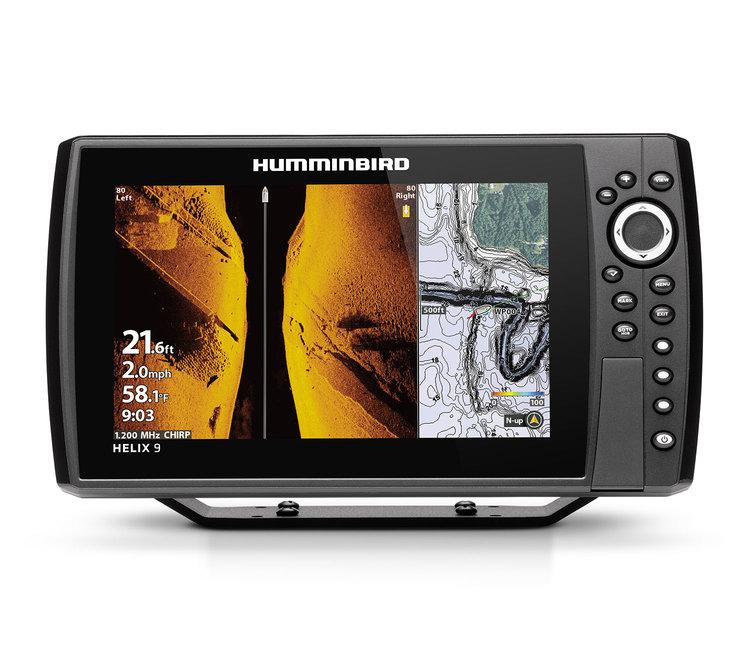 Humminbird HELIX 9 CHIRP MSI+ GPS G4N