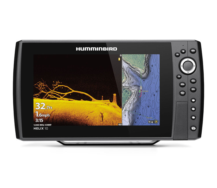 Humminbird HELIX 10 CHIRP MDI+ GPS G4N