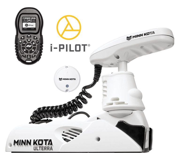 """Minn Kota Riptide Ulterra BT 112 IP 60"""" 36V"""