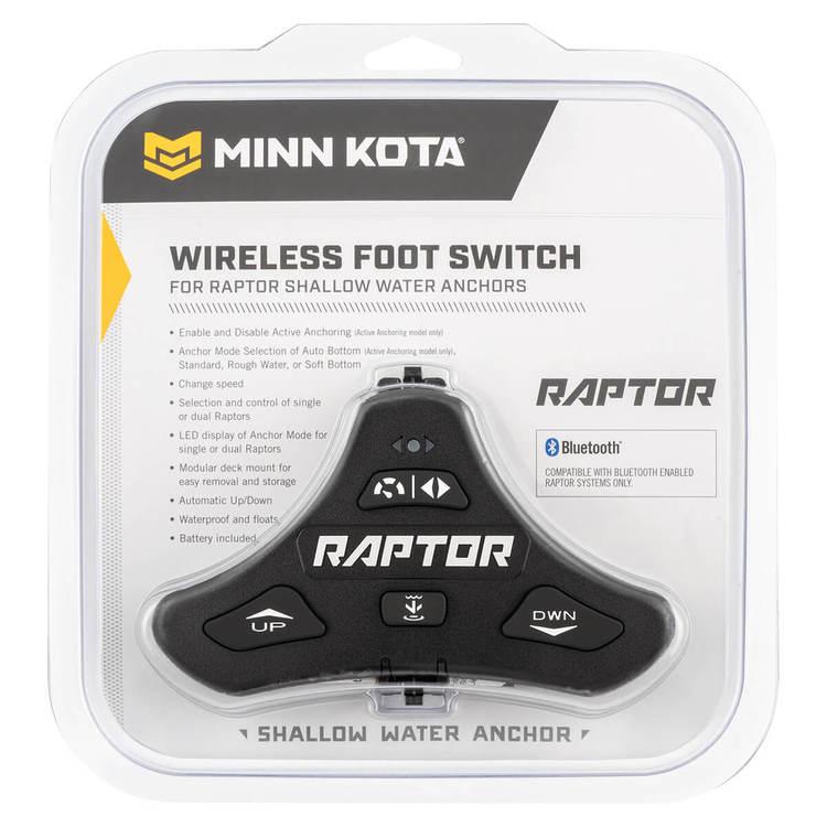 Minn Kota Raptor Trådlös Fotkontroll