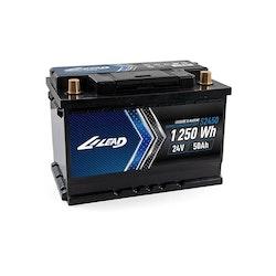 LiLead Lithium- S2450 24V 50Ah