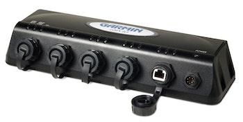 Garmin GMS 10 Nätverkshub expander, 5 portar