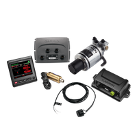 Garmin Hydraulisk autopilot Compact Reactor 40 med GHC™ 20 och Shadow Drive, paket