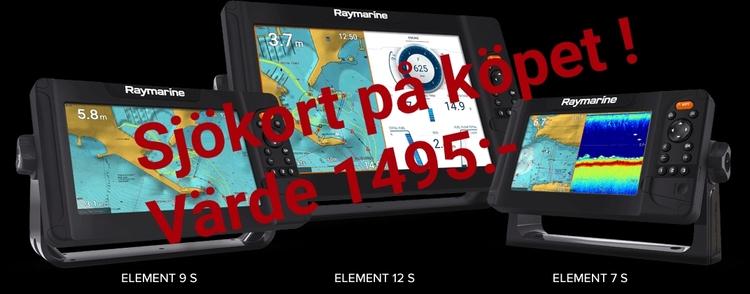 Raymarine Element 7 HV - HV-100 Transducer